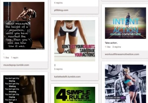 pinterest workouts
