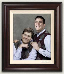 tom and tebow